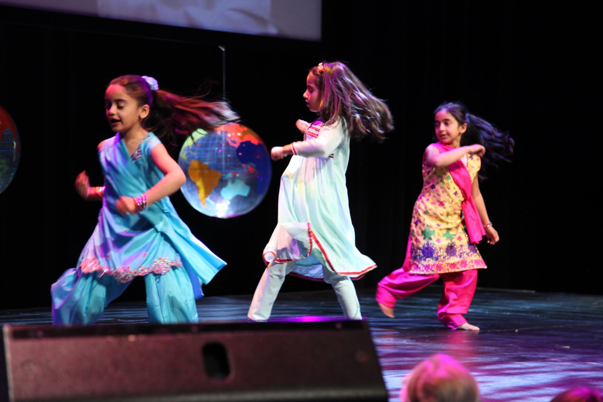 Lær deg Indisk dans