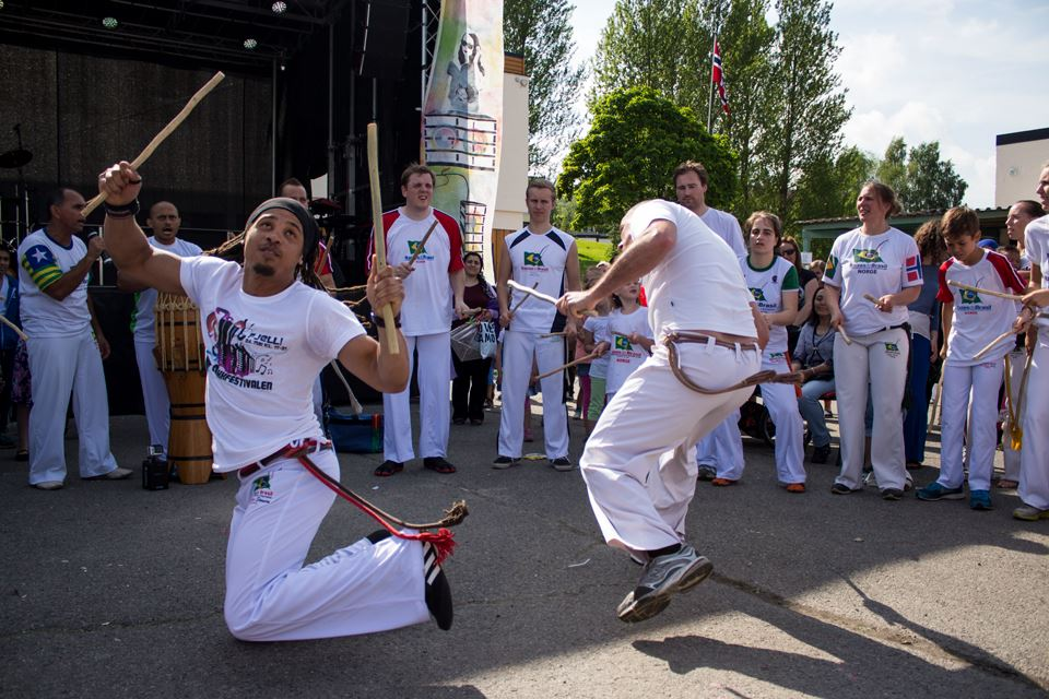 Capoeira – Bli med på kampsportdansen fra Brasil!
