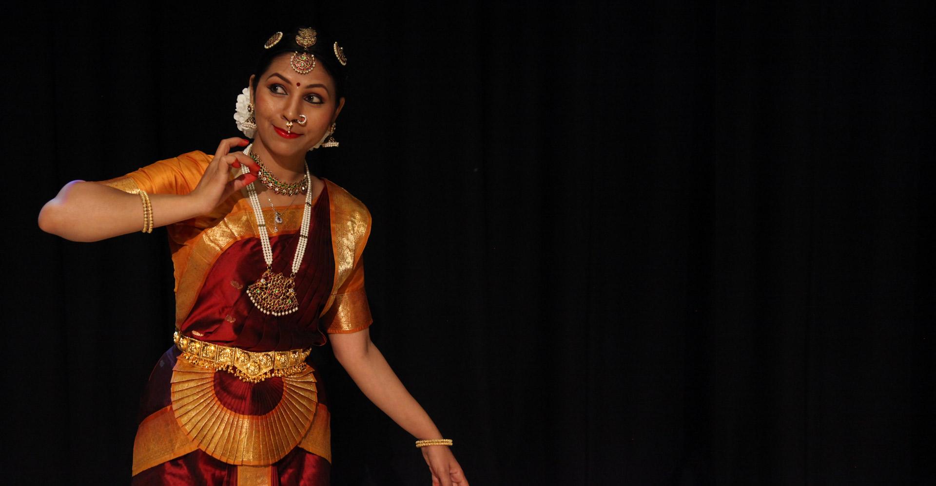 Indisk klassisk dans