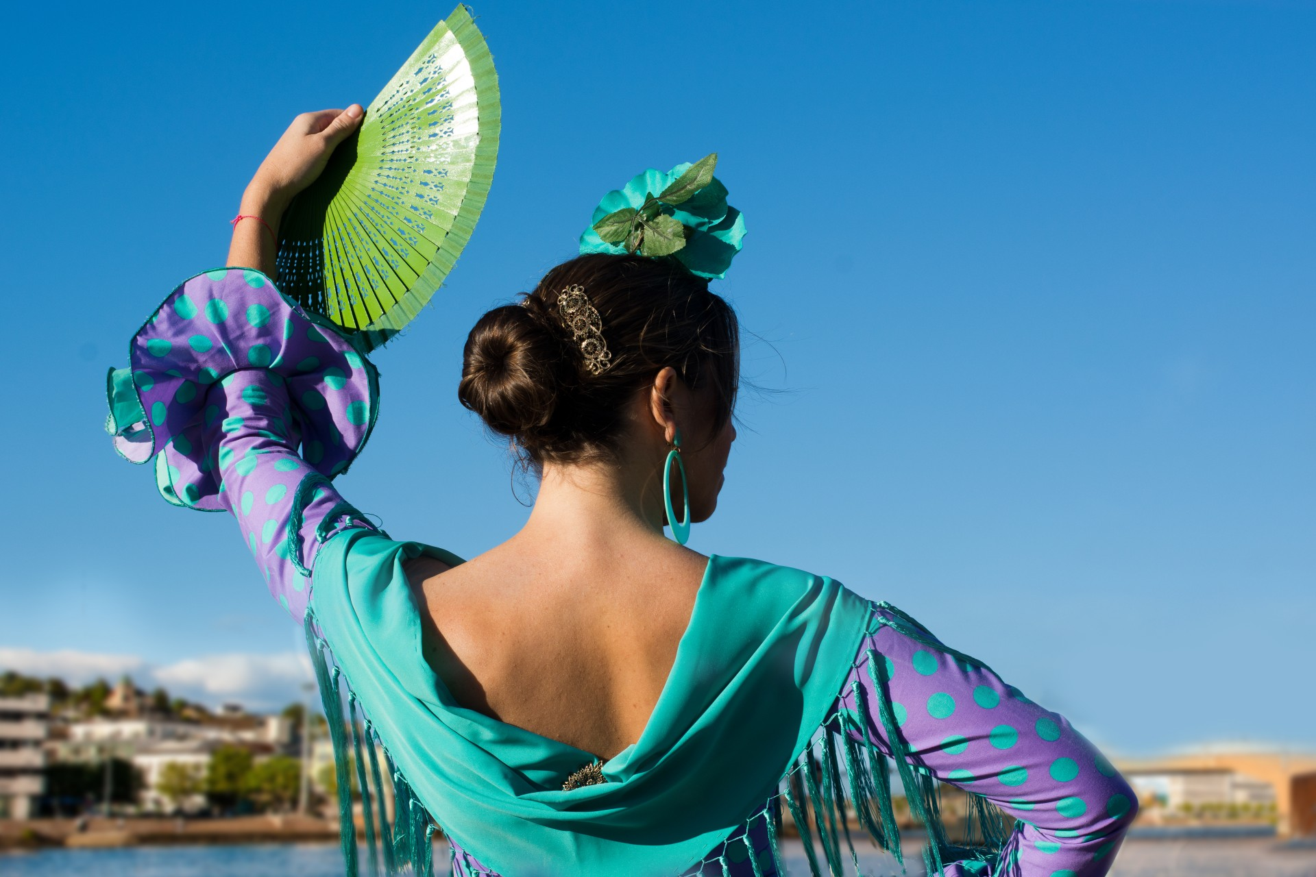 Spansk Flamenco