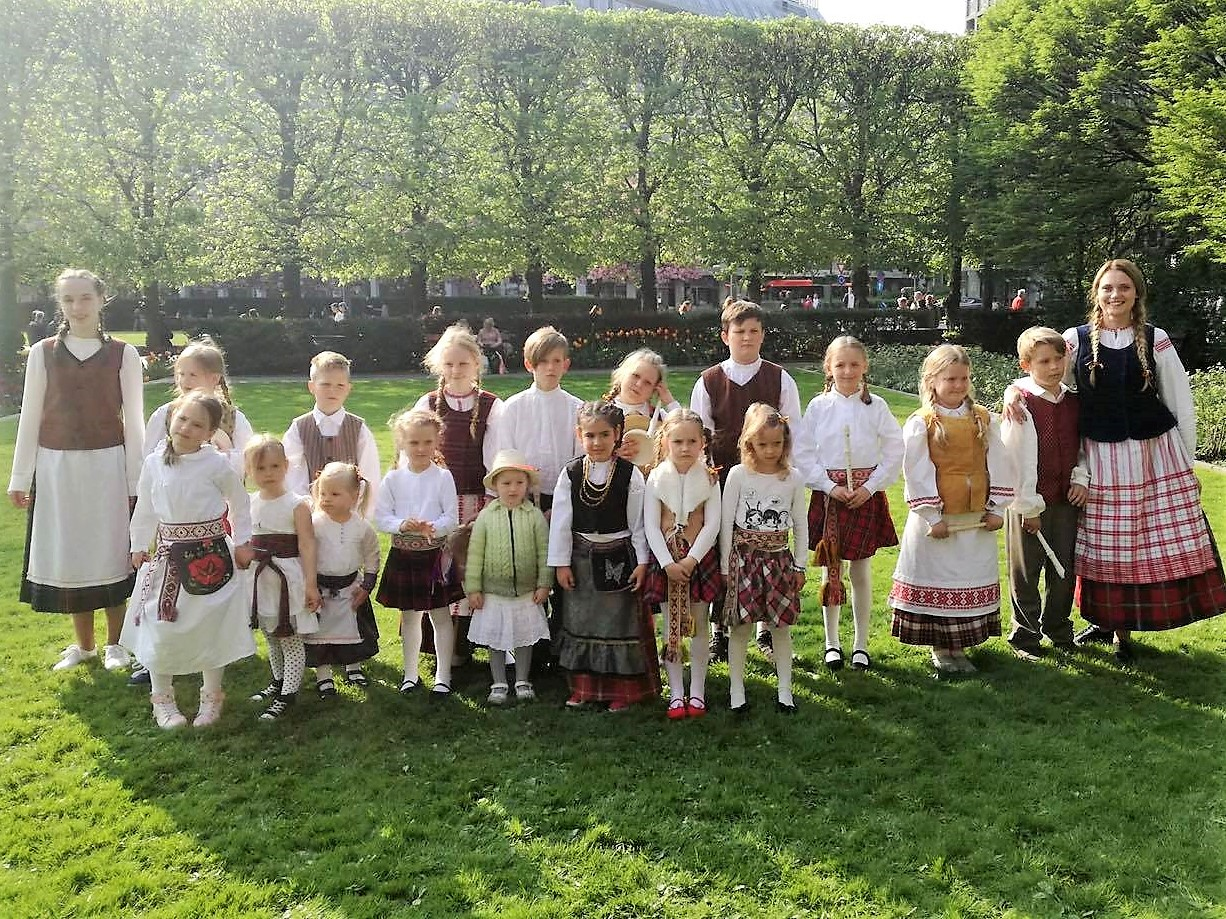 Sang og dans fra Litauen